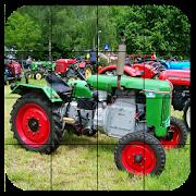 Tile Puzzles · Tractors