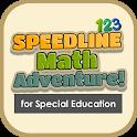 Speedline Math Adventure icon