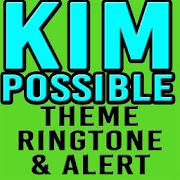 Kim Possible Ringtone & Alert  Icon