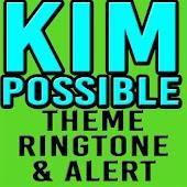 Kim Possible Ringtone & Alert