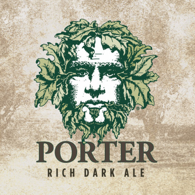 Logo of Green Man Porter