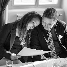 Wedding photographer Vladimír Cettl (vladimircettl). Photo of 31.07.2016