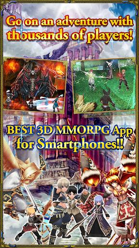 RPG IRUNA Online MMORPG astuce APK MOD capture d'écran 1