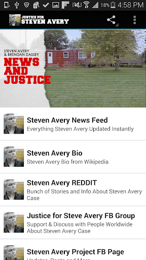 Steven Avery News Justice