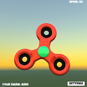 3D Spinner Fidget icon