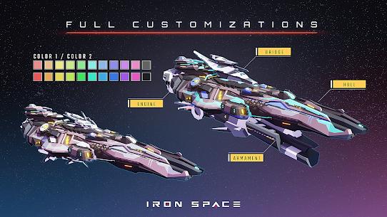 Iron Space: Real-time Spaceship Team Battles 2