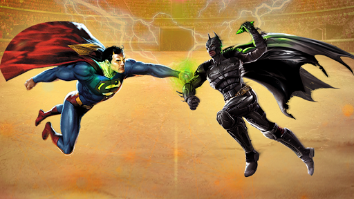 Superheroes Fighting Games: Grand Immortal Gods 1.1 screenshots 5