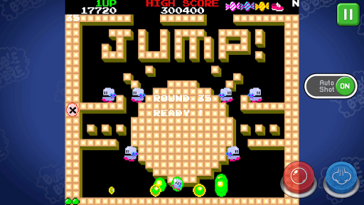BUBBLE BOBBLE classic 1.1.3 screenshots 5