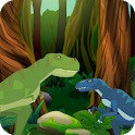 Dino Instinct Combat: T-Rex vs Raptor icon