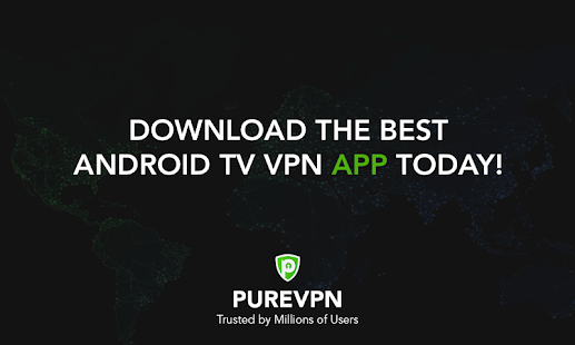 PureVPN - Free VPN for Android TV- screenshot thumbnail