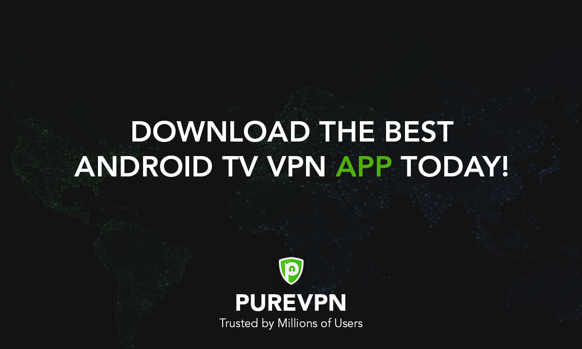 PureVPN - Free VPN for Android TV- screenshot