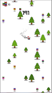 Santa Pixel Christmas games MOD (Unlimited Money) 5