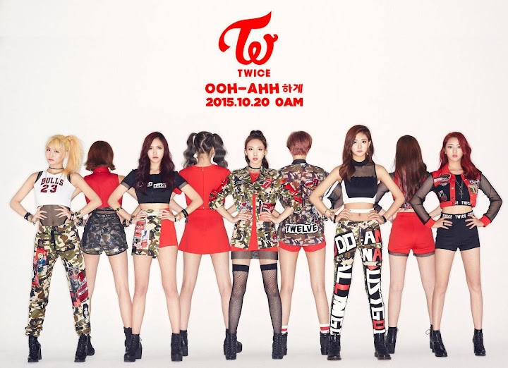 TWICE – Like Ooh Ahh