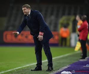 """Hein encense un de ses joueurs: """"J'espère pour lui que Martinez a vu le match"""""""