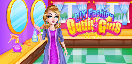 Try this dress up game to see how to sew and design an outfit and a hairstyle.