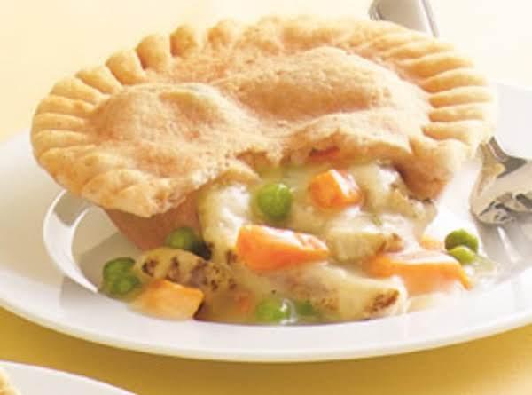 Easy Turkey Pot Pie Recipe