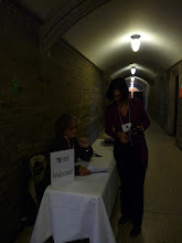 Photo: Day 1 - registration