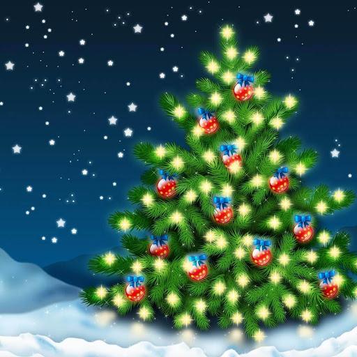 玩個人化App|聖誕樹動態壁紙免費|APP試玩