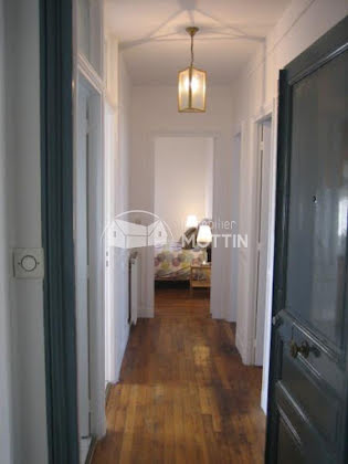 Location appartement meublé 4 pièces 70 m2