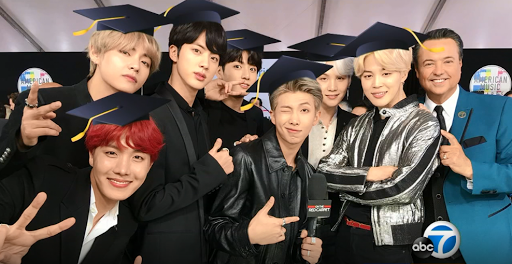 BTS as Graduated From Graduation Class of 2020 - ABC7 News