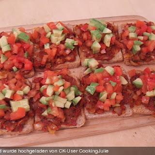 Julies Toast - Bruschetta Mit Avocado Recipe