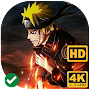 Naruto Wallpapers HD 4K APK icon