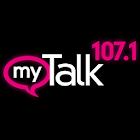 myTalk 107.1 icon