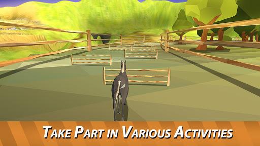 My Little Horse Farm - try a herd life simulator! 1.01 screenshots 13