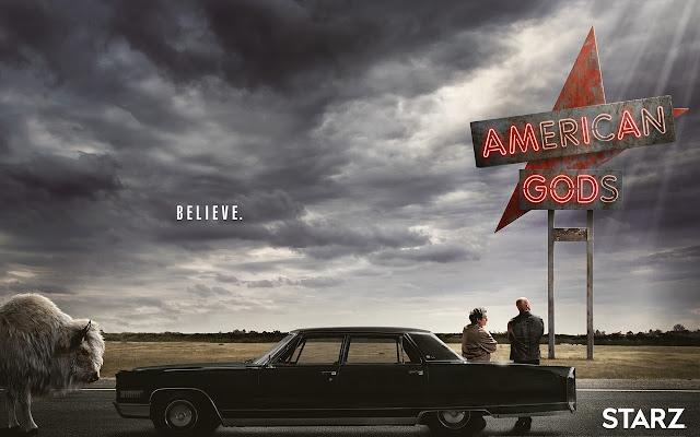 American Gods Tab