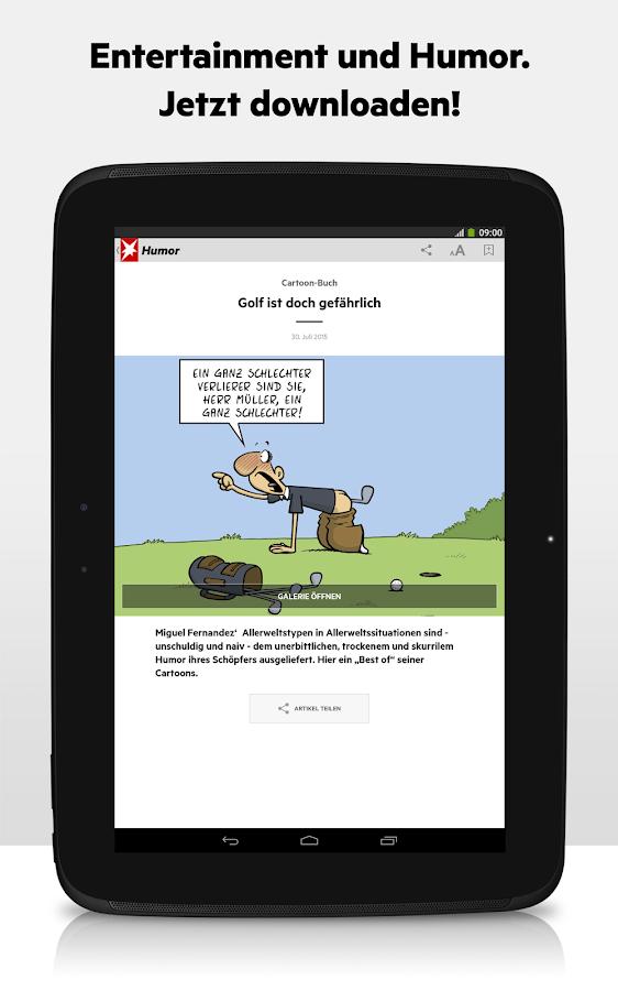 stern – News & Unterhaltung- screenshot