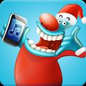 Поздравления с Новым годом и Рождеством на телефон icon