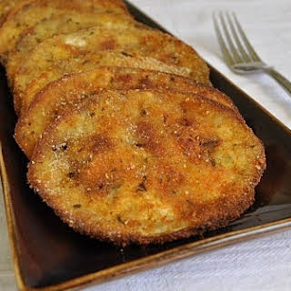 Baked Eggplant Slices Recipes.