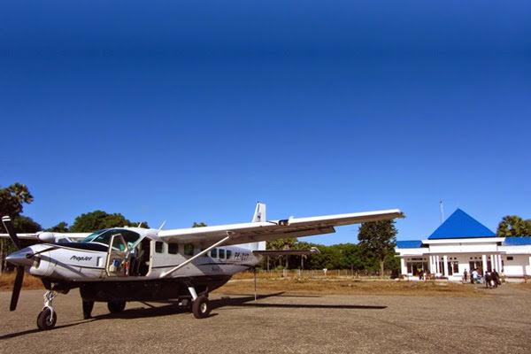 Bandara Pulau Sabu