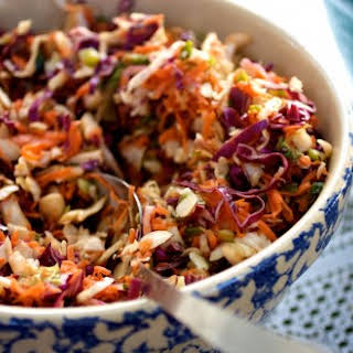 Low Calorie Asian Coleslaw Recipes.