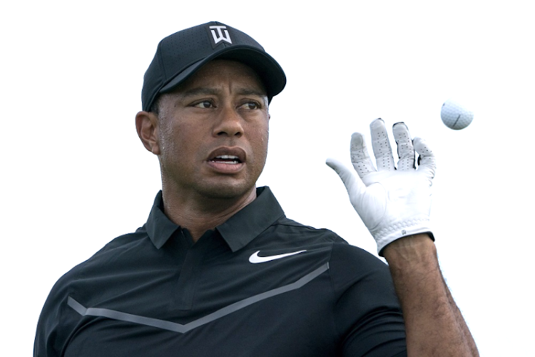 Tiger Woods. Picture: REUTERS