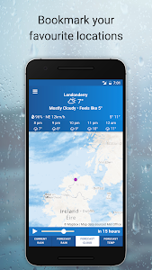 Ireland Weather - Met Eireann screenshot 3