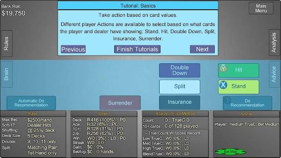 Blackjack 21 hack apk