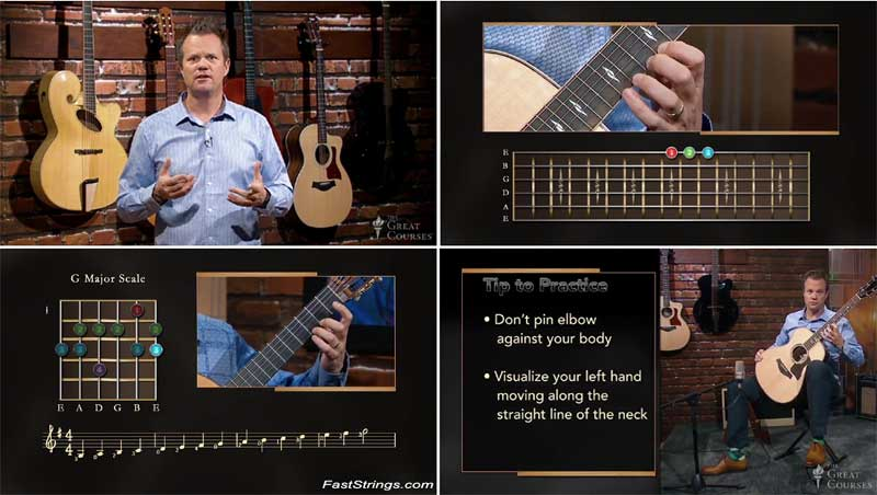 Colin McAllister - Learning to Play Guitar: Chords, Scales, and Solos