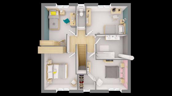 Vente maison 5 pièces 104,76 m2