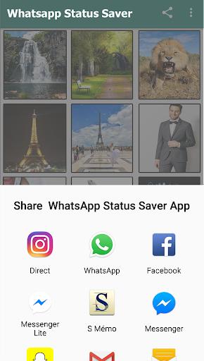 Status Saver : Download status for whatsapp 2020 1.8 screenshots 12