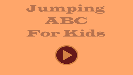 Jumping ABC For Kids - náhled