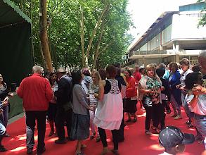 Photo: Muita animação no evento