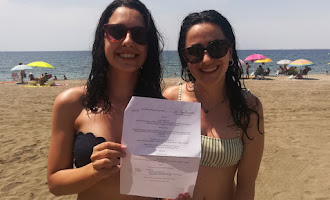 La SER en la Playa de San Miguel