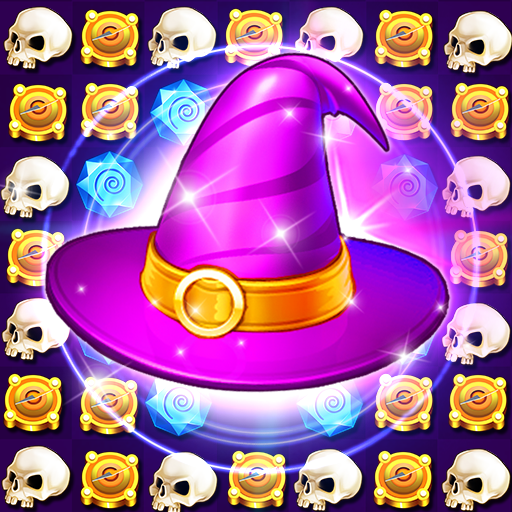 Witch Jewels Twinkle  Star file APK Free for PC, smart TV Download