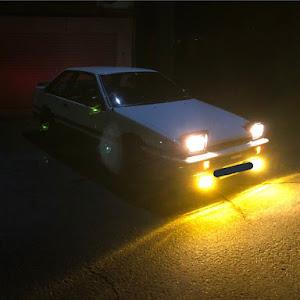 スプリンタートレノ  AE86 GT APEX 61年のカスタム事例画像 隼也さんの2018年09月16日05:00の投稿
