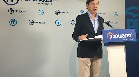 A Rafael Hernando le gustaría repetir como candidato del PP al Senado