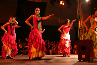 Photo: TTNTF spektakl CARMEN CONCIERTO 2008r.