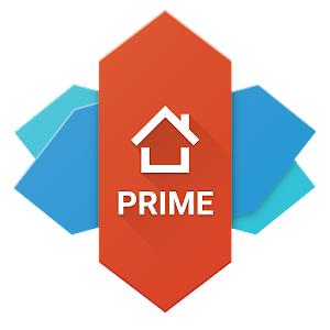 Nova Launcher Prime icon do aplicativo