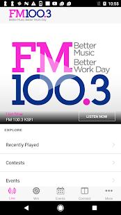 FM100.3 - náhled
