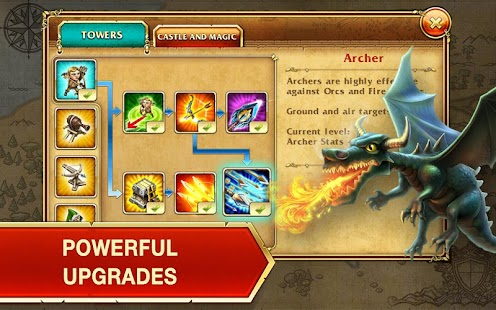 Toy Defense: Fantasy Tower TD Screenshot 9